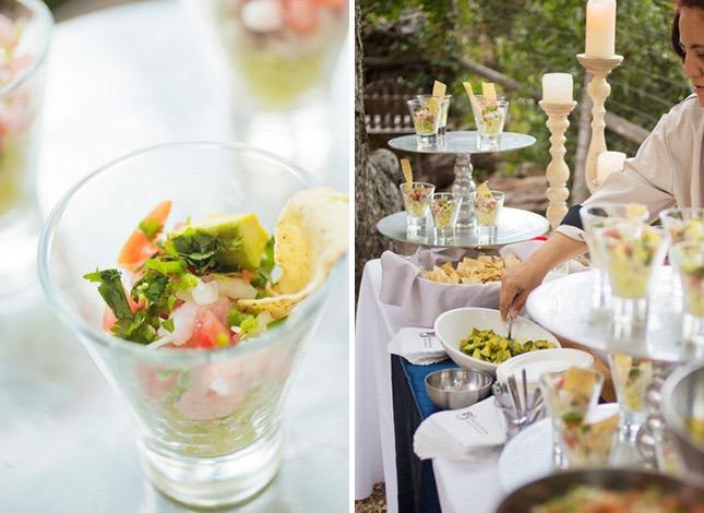 ατομικές μεσογειακές σαλάτες