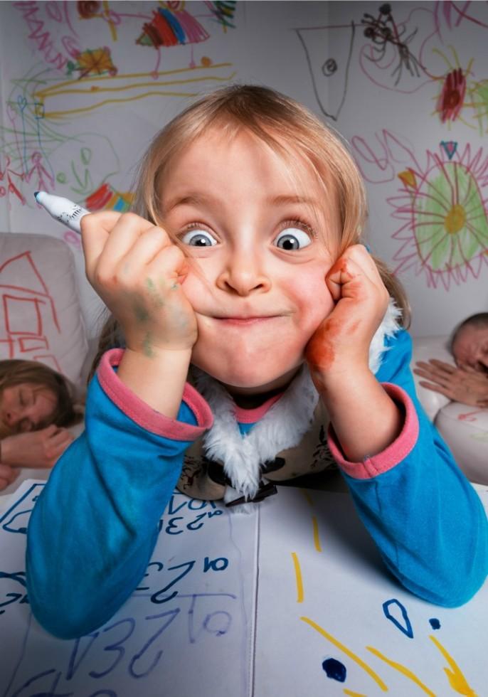 Αυτός είναι ο λόγος που τις περισσότερες φορές τα παιδιά είναι αγγελάκια στο σχολείο και στο σπίτι διαβολάκια…