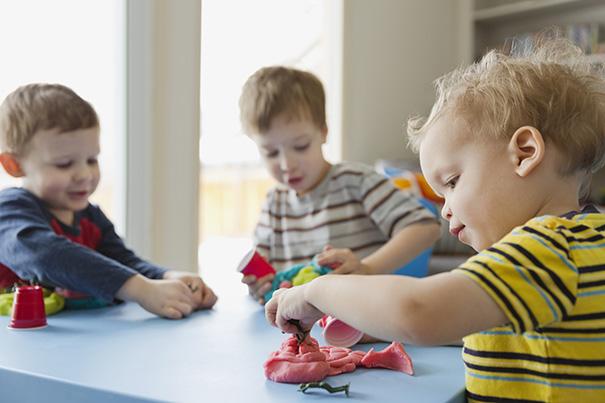Η σημασία του παιχνιδιού στην ανάπτυξη των παιδιών