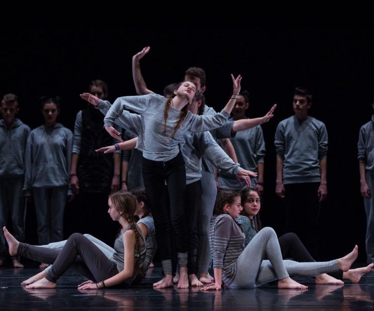 «Χορεύω, άρα επικοινωνώ»: Μια μοναδική παράσταση χορού με μαθητές στη Στέγη Ιδρύματος Ωνάση (12/3)