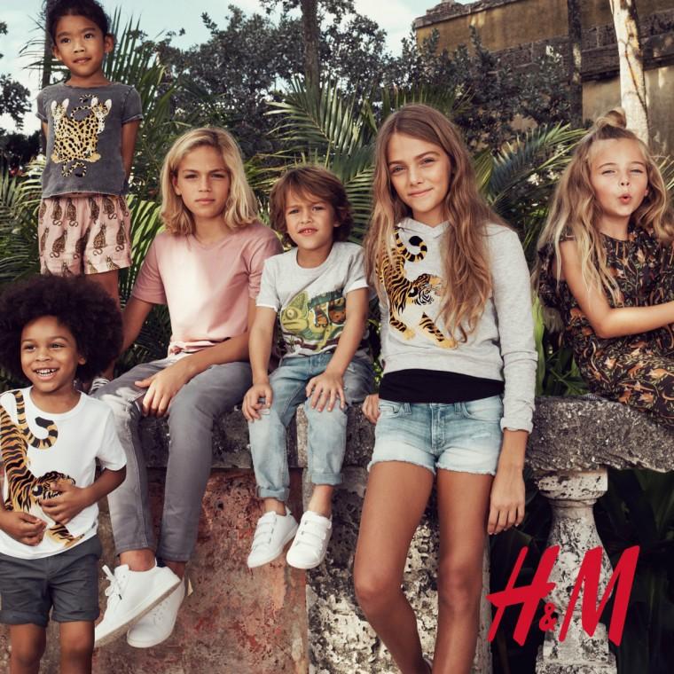 b69de3b7601 H&M: Ανακαλύψτε τη παιδική συλλογή της Katie Scott και πάρτε μέρος στον  διαγωνισμό για να κερδίσετε πλούσια δώρα!