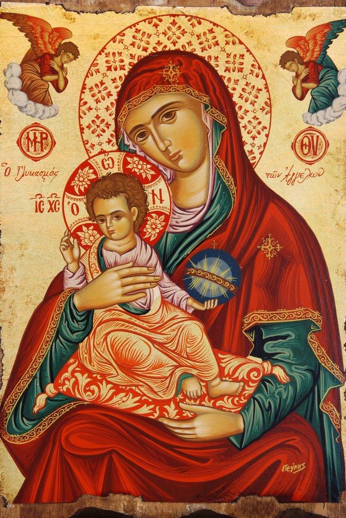 Βυζαντινή εικόνα