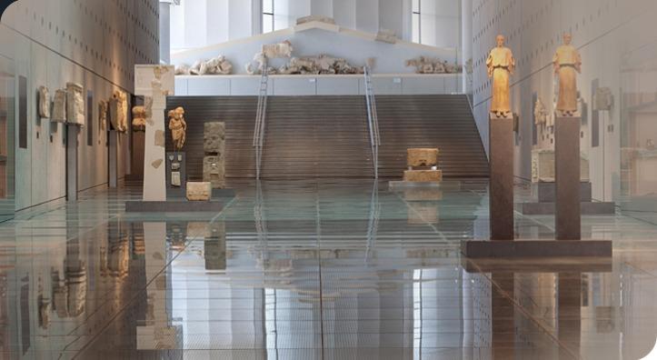 Το Μουσείο Ακρόπολης γιορτάζει την 25η Μαρτίου με ελεύθερη είσοδο για όλους!