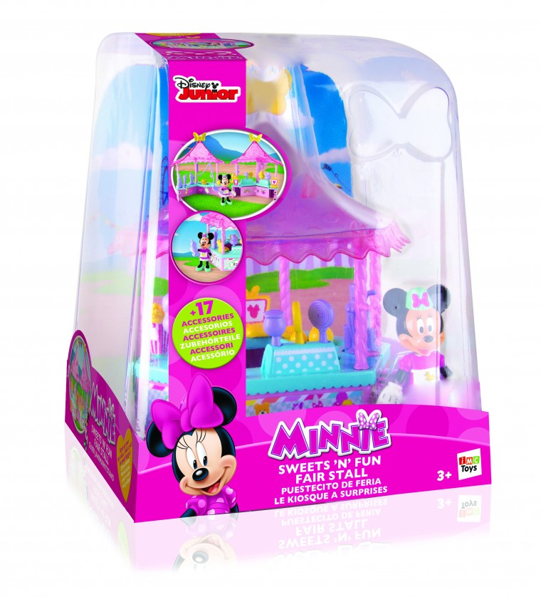 minnie fair stall