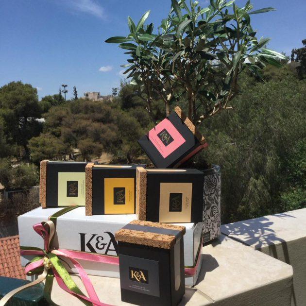 1 τυχερή αναγνώστρια κερδίζει το σετ 5 οργανικών καλλυντικών σαπουνιών K&A organics