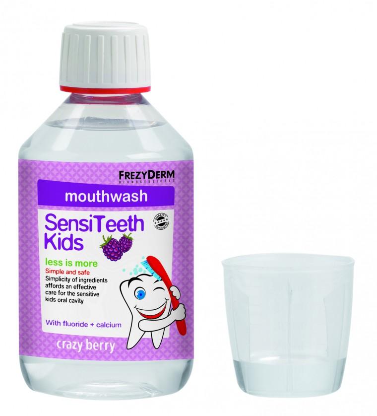 mouthwash frezyderm