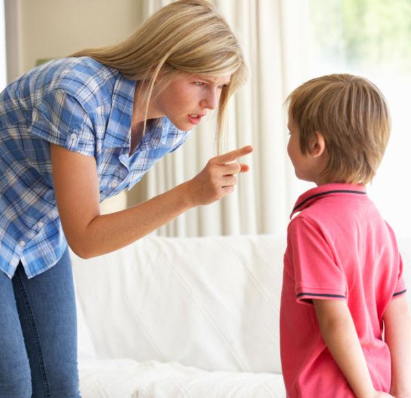 Όταν σταμάτησα να βάζω τιμωρία τα παιδιά μου…