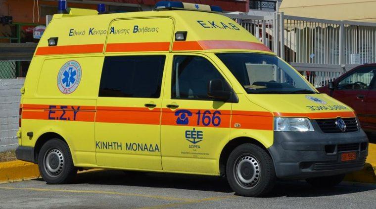 Λαμία: Συνελήφθη για ενδοοικογενειακή βία ο πατέρας του 2χρονου – Ημίγυμνο και με μώλωπες βρέθηκε το παιδί