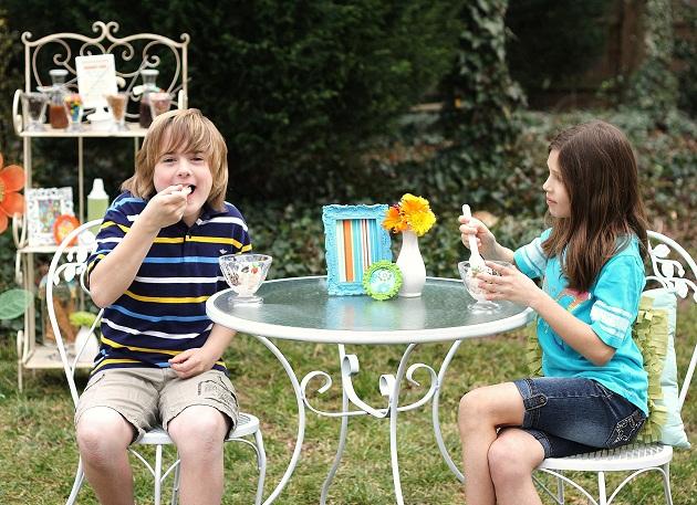 Ποια γεύση παγωτού θα επιλέξεις για το παιδικό πάρτι;