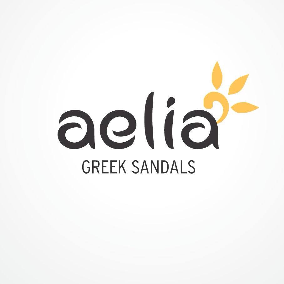 aelia greek sandals