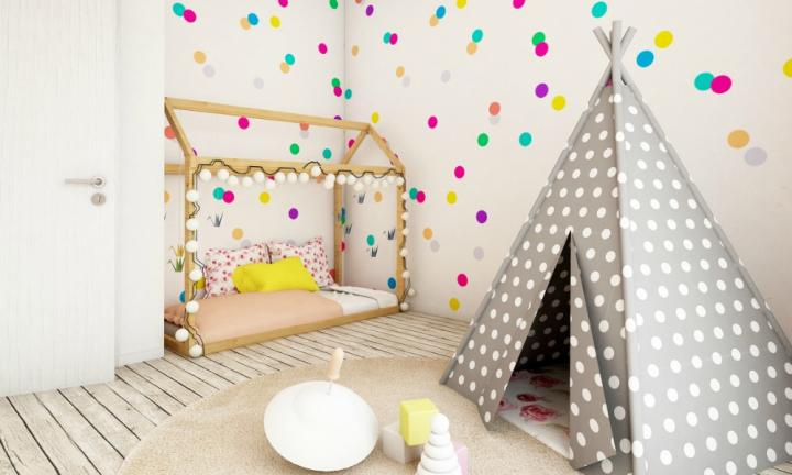 0da010eb9e5 Ξεχάστε τα βαρετά παιδικά δωμάτια! Ιδέες και tips για τη διακόσμηση του  χώρου των παιδιών