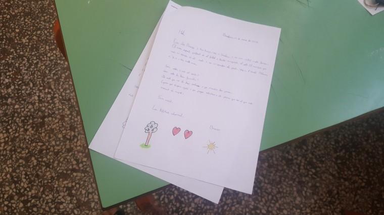 «Μη χάνεις κάθε ελπίδα»: Το συγκινητικό γράμμα που έστειλαν μαθητές της Βαρκελώνης σε προσφυγόπουλα που ζουν στη Θεσσαλονίκη