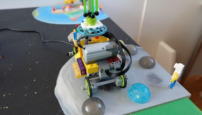 εργαστήρι ρομποτικής