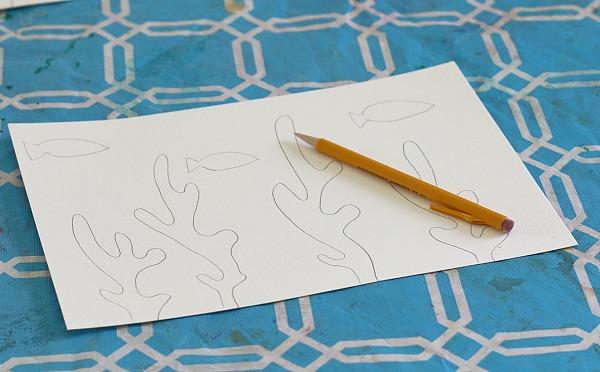 μολύβι και χαρτί