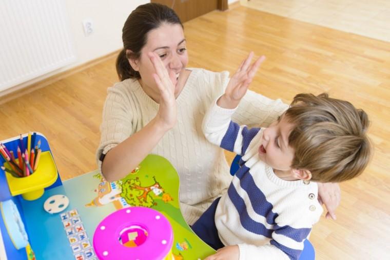 Παιδιατρική εργοθεραπεία: Βελτιώστε τις αναπτυξιακές διαταραχές του παιδιού με τη δύναμη του παιχνιδιού