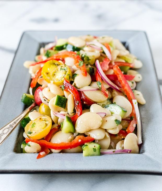 Γίγαντες καλοκαιρινή σαλάτα