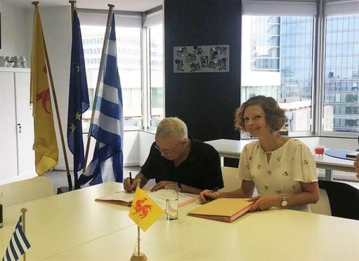 Tα ελληνικά επίσημη ξένη γλώσσα στα σχολεία του Βελγίου από τη νέα ακαδημαϊκή χρονιά