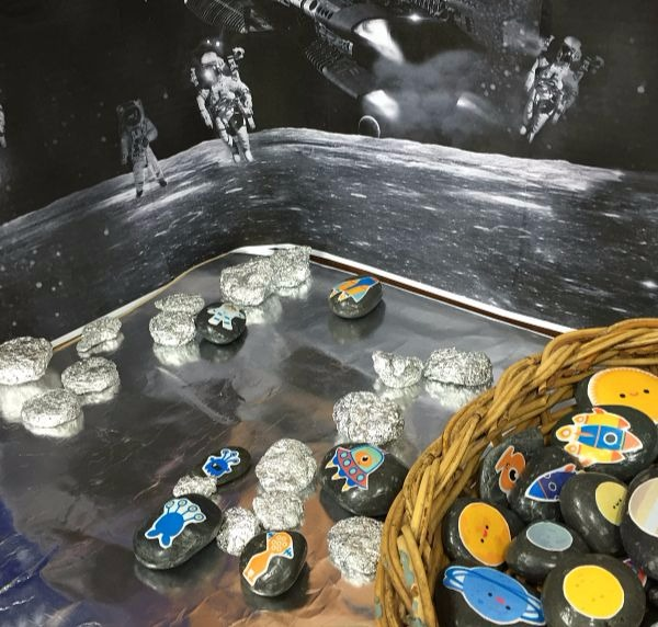 Παίζω και μαθαίνω: Ταξίδι στο κέντρο του Γαλαξία μας!