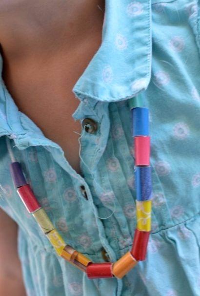 DIY: Κοσμήματα για παιδιά – μικρά και μεγάλα – από χαρτί!
