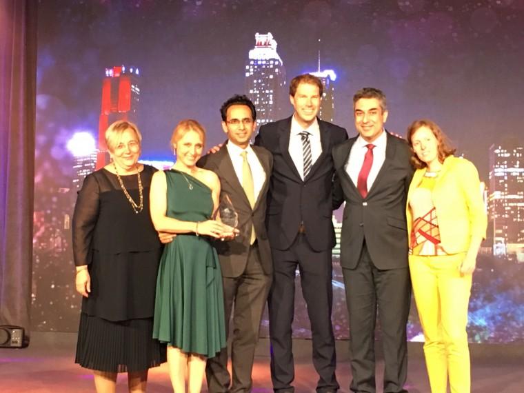 Διεθνής διάκριση για το Σωματείο Επιχειρηματικότητας Νέων Junior Achievement Greece