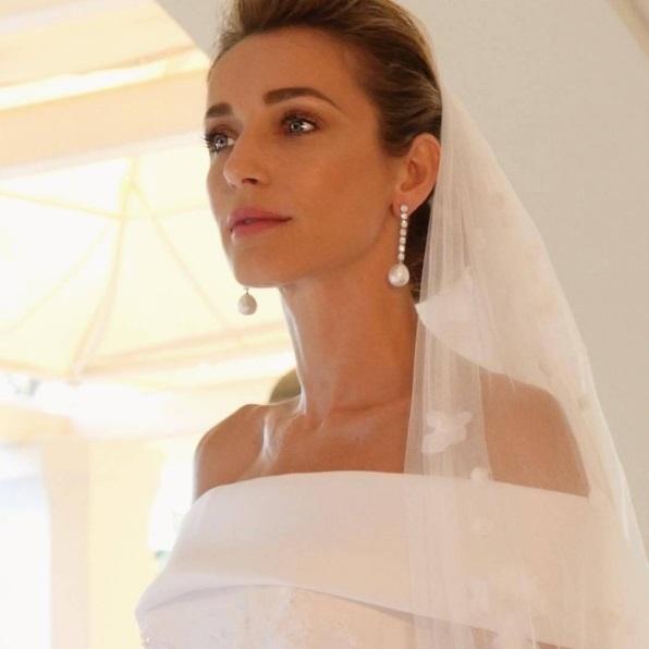 Κάτια Ζυγούλη: Η εντυπωσιακή τούρτα για τα γενέθλιά της δύο ημέρες μετά το γάμο (φωτό)