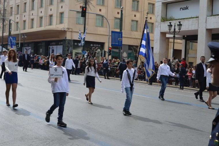 """Κ. Γαβρόγλου: """"Για εμάς η σημαία δεν πρέπει να είναι βαθμολογικό έπαθλο. Όλοι έχουν δικαίωμα να την κρατούν"""""""