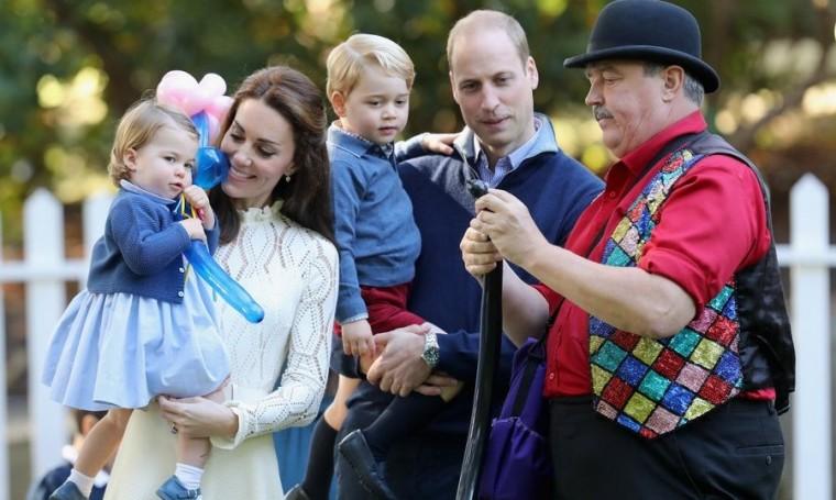 Ποιο δώρο ο πρίγκιπας Ουίλιαμ και η Κέιτ απογορεύουν να δωρίσουν στα παιδιά τους;