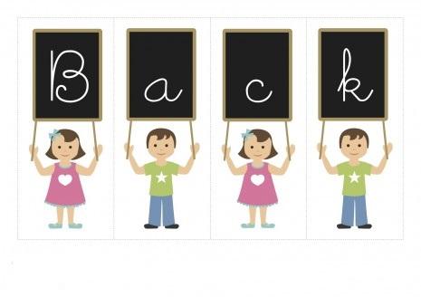 Back to school: Εκτυπώσιμες κάρτες για παιχνίδι, ετικέτες και καρτάκια!
