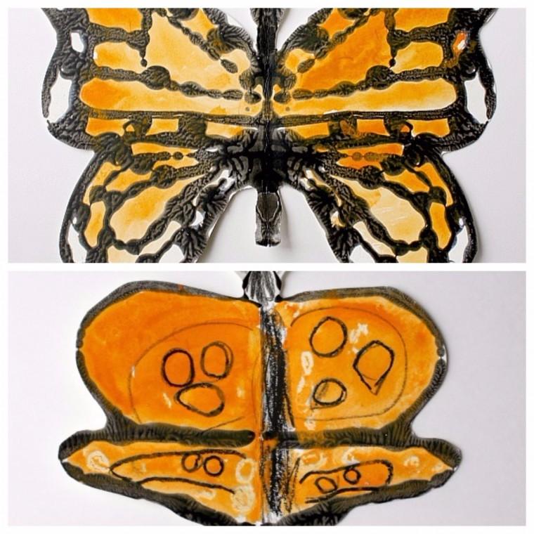 Τέχνη για όλους: Σχεδιάζω την απόλυτα συμμετρική πεταλούδα, με απλά βήματα!