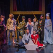 b8a4dc36852 «Το όνειρο και το θαύμα», μουσική θεατρική παράσταση των Μίκη Θεοδωράκη -  Κάκιας Ιγερινού στο Θέατρο της Ημέρας