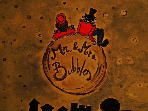 mr & mrs Bubbles