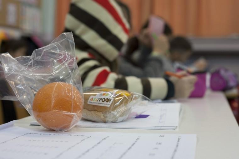 Για 7 συνεχή σχολική χρονιά, το πρόγραμμα σίτισης Διατροφή βρίσκεται στο πλευρό των μαθητών με οικονομικά προβλήματα