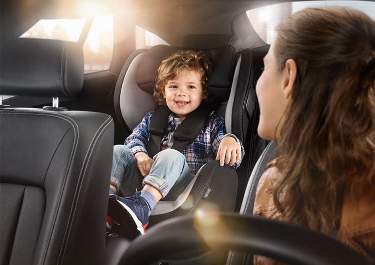 Γενική Γραμματεία Βιομηχανίας: Εθελοντικό πρόγραμμα αντικατάστασης παιδικού καθίσματος αυτοκινήτου