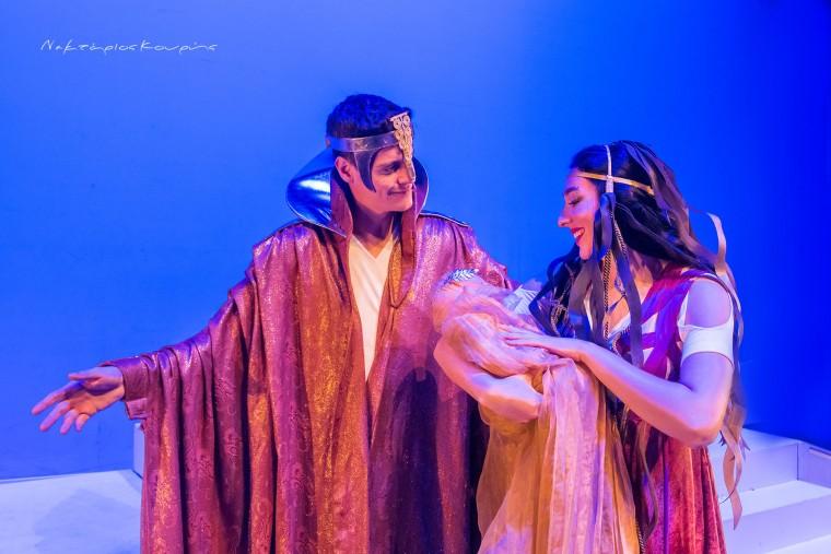 «Η Γέννηση του κόσμου…. και ιστορίες των θεών του Ολύμπου»