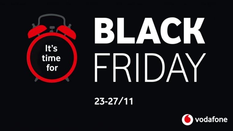 5bace4d00c H Black Friday ήρθε στη Vodafone και δίνει τη δυνατότητα σε όλους όσους  επισκεφτούν ένα κατάστημα Vodafone ή το Vodafone EShop να αποκτήσουν τα  αγαπημένα ...