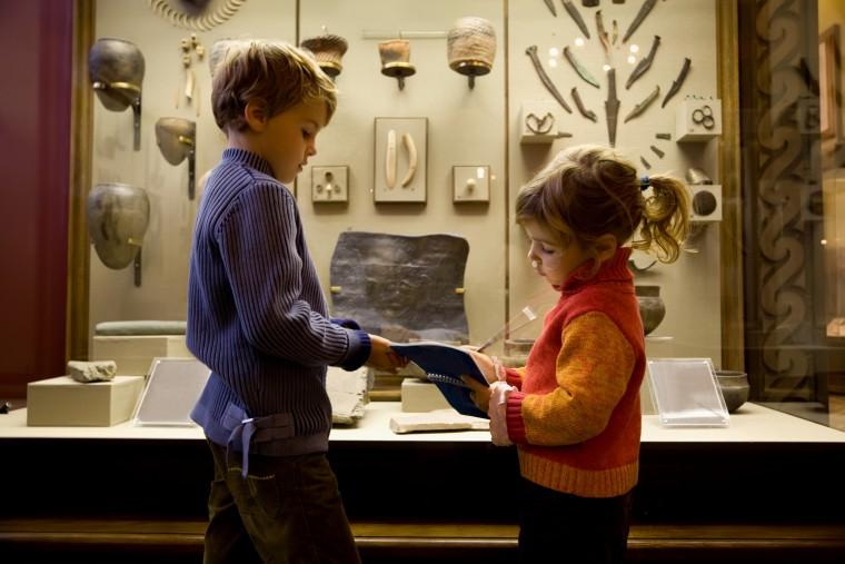 Αυτά είναι τα μουσεία με τα καλύτερα εκπαιδευτικά προγράμματα για τα παιδιά