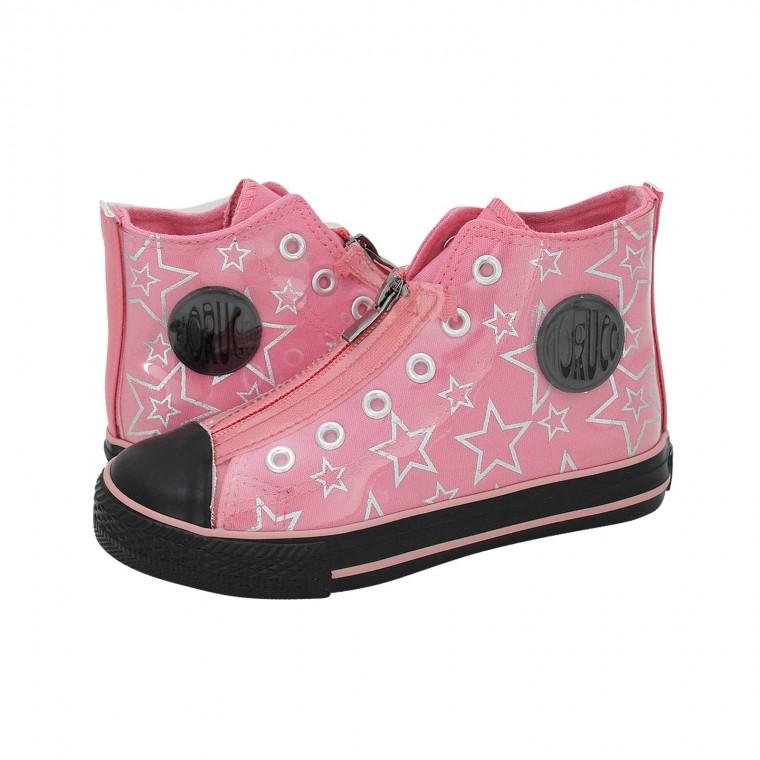 f88c48fa411 Ροζ μποτάκια με αστέρια για κορίτσια, Gianna Kazakou, 30,00€
