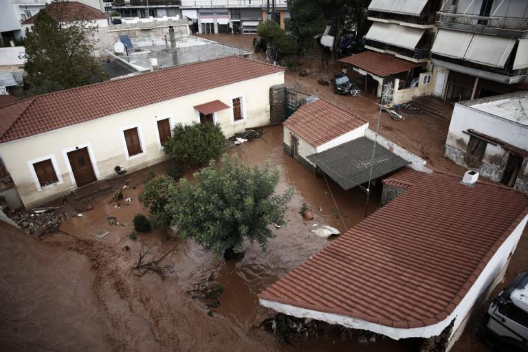 Πώς μπορούμε να βοηθήσουμε τους πληγέντες από τις πλημμύρες σε Μάνδρα και Νέα Πέραμο
