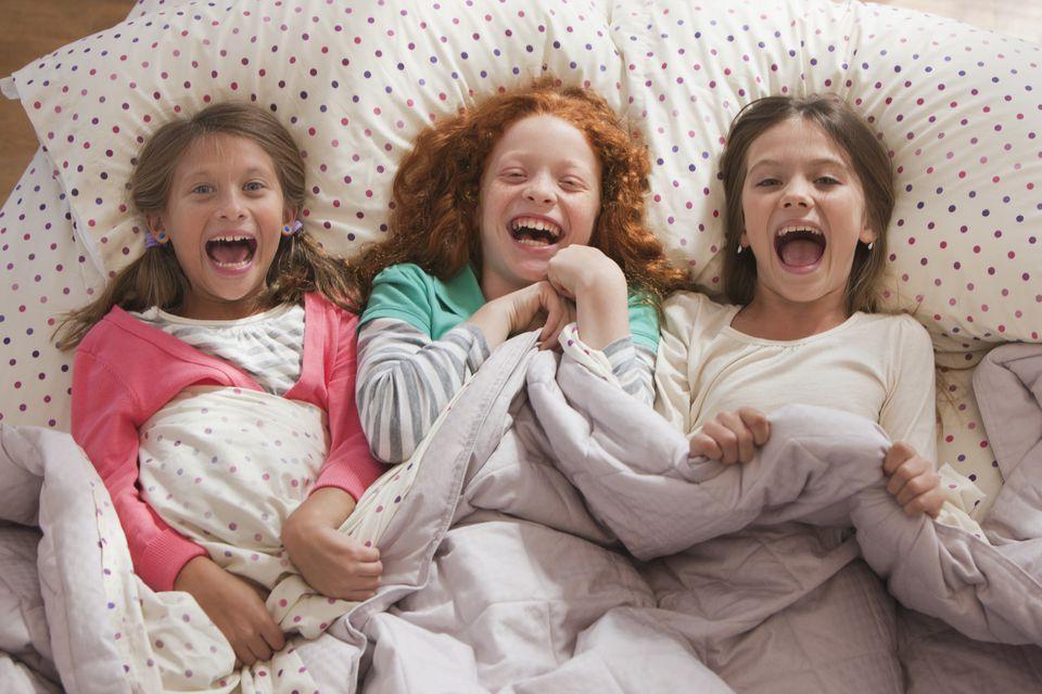 «Γιατί δεν αφήνω το παιδί μου να κοιμηθεί στο σπίτι των φίλων του»