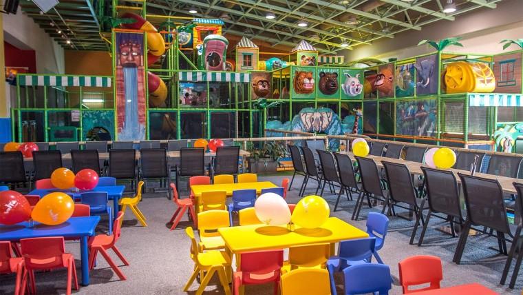 Το Volta Fun Town στο Sports Park υπόσχεται παιχνίδι μέχρι τελικής πτώσης! (βίντεο)