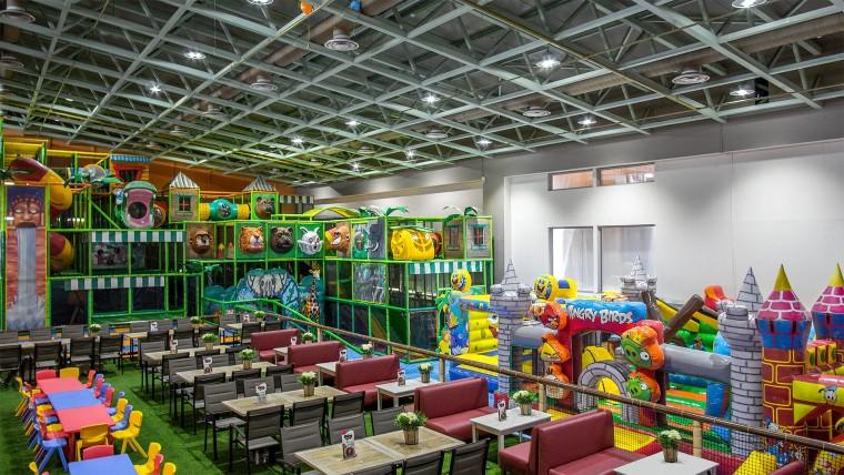 Το Infokids.gr παίζει και διασκεδάζει στο Volta Fun Town στο Sports Park (Extra Channel, 8/11)