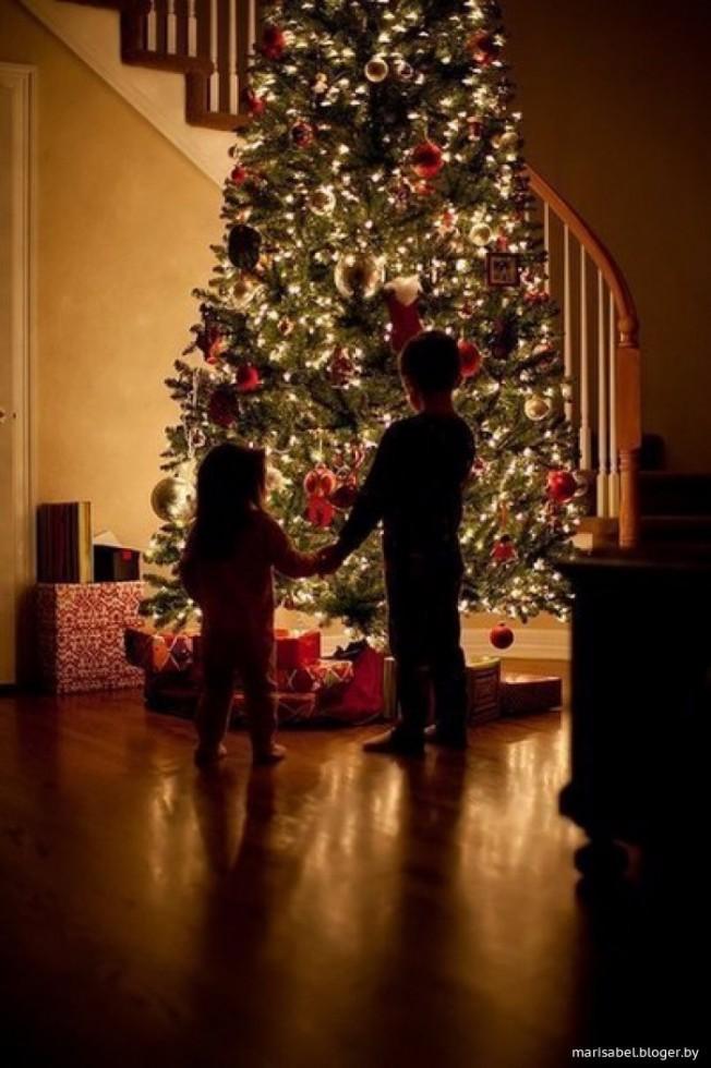 «Τα μόνα 6 πράγματα που τα παιδιά μου χρειάζονται πραγματικά για τα Χριστούγεννα»