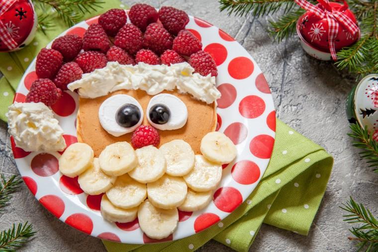 Χριστουγεννιάτικες τηγανίτες για το καλύτερο οικογενειακό πρωινό