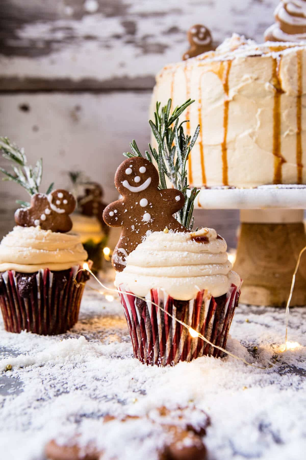 Τα ωραιότερα χριστουγεννιάτικα cupcakes των φετινών γιορτών