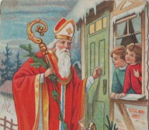Γιατί Santa Claus στη Δύση και Άγιος Βασίλης στην Ελλάδα; Και τι σχέση έχει με όλα αυτά ο Άγιος Νικόλαος;