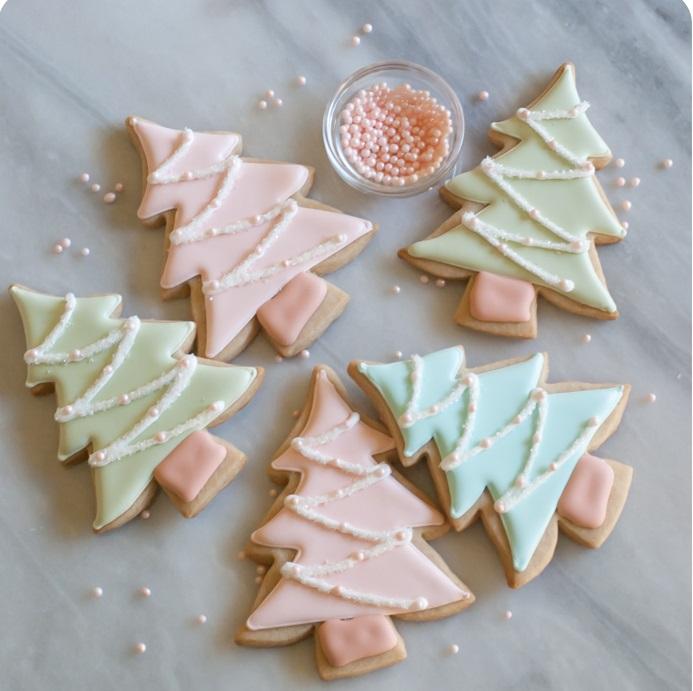 5 πρωτότυπες συνταγές για τα ωραιότερα χριστουγεννιάτικα μπισκότα που έχετε φτιάξει ποτέ!