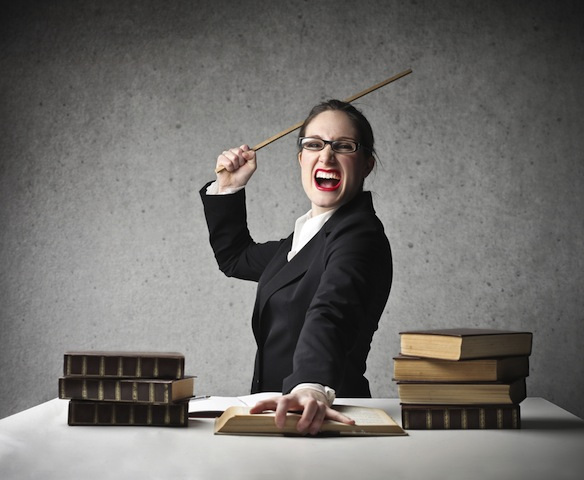 Πώς πρέπει οι δάσκαλοι να συμμορφώνουν τους μαθητές τους;
