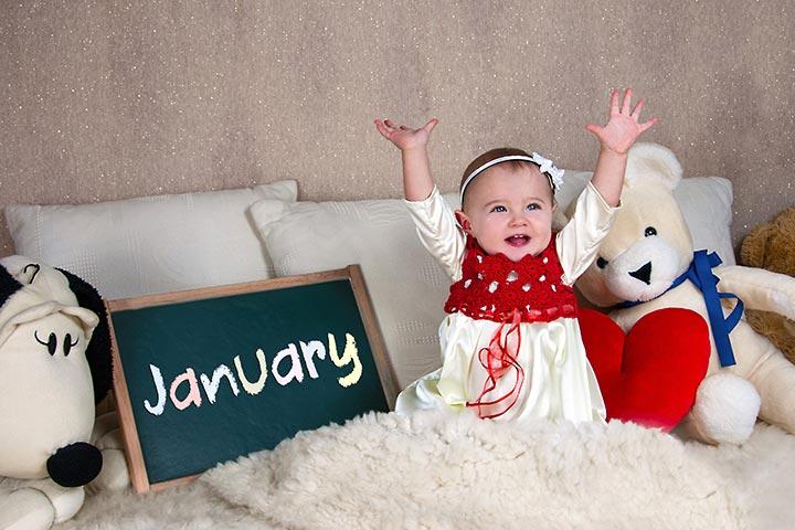 Ποιο είναι το μεγάλο προσόν των παιδιών που έχουν γεννηθεί τον Ιανουάριο;
