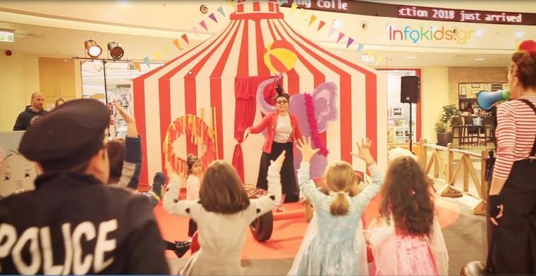 Το καλύτερο αποκριάτικο πάρτι κρατά μέχρι τις 17/02 στο River West με το Carnival Circus! (video)