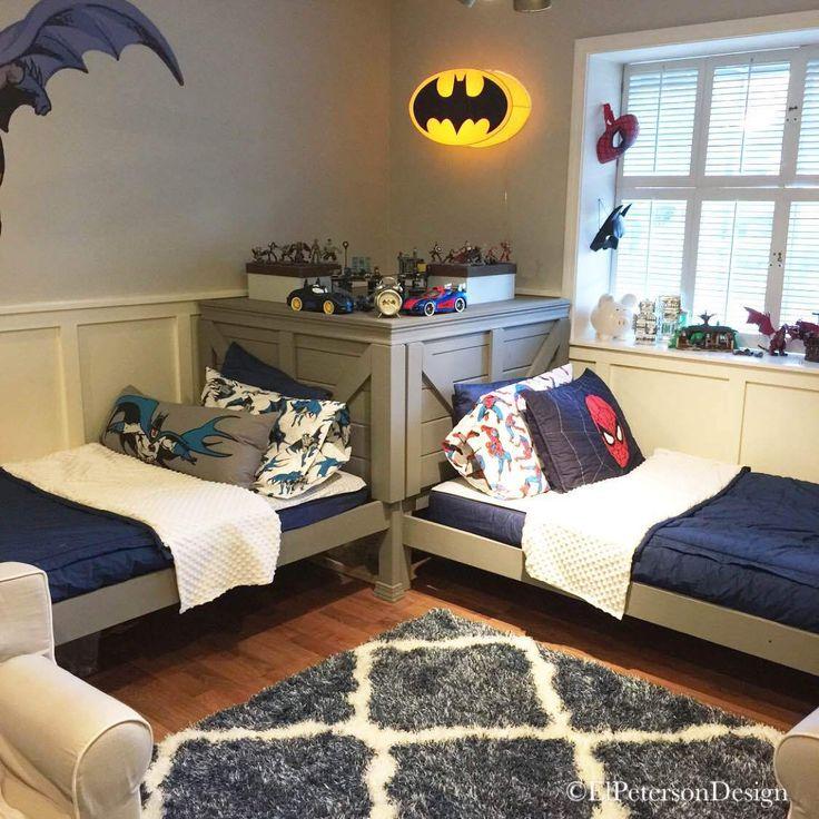 Kids Desire And Kids Room Decor: Δύο παιδιά σε ένα δωμάτιο: Η αρχιτέκτονας προτείνει